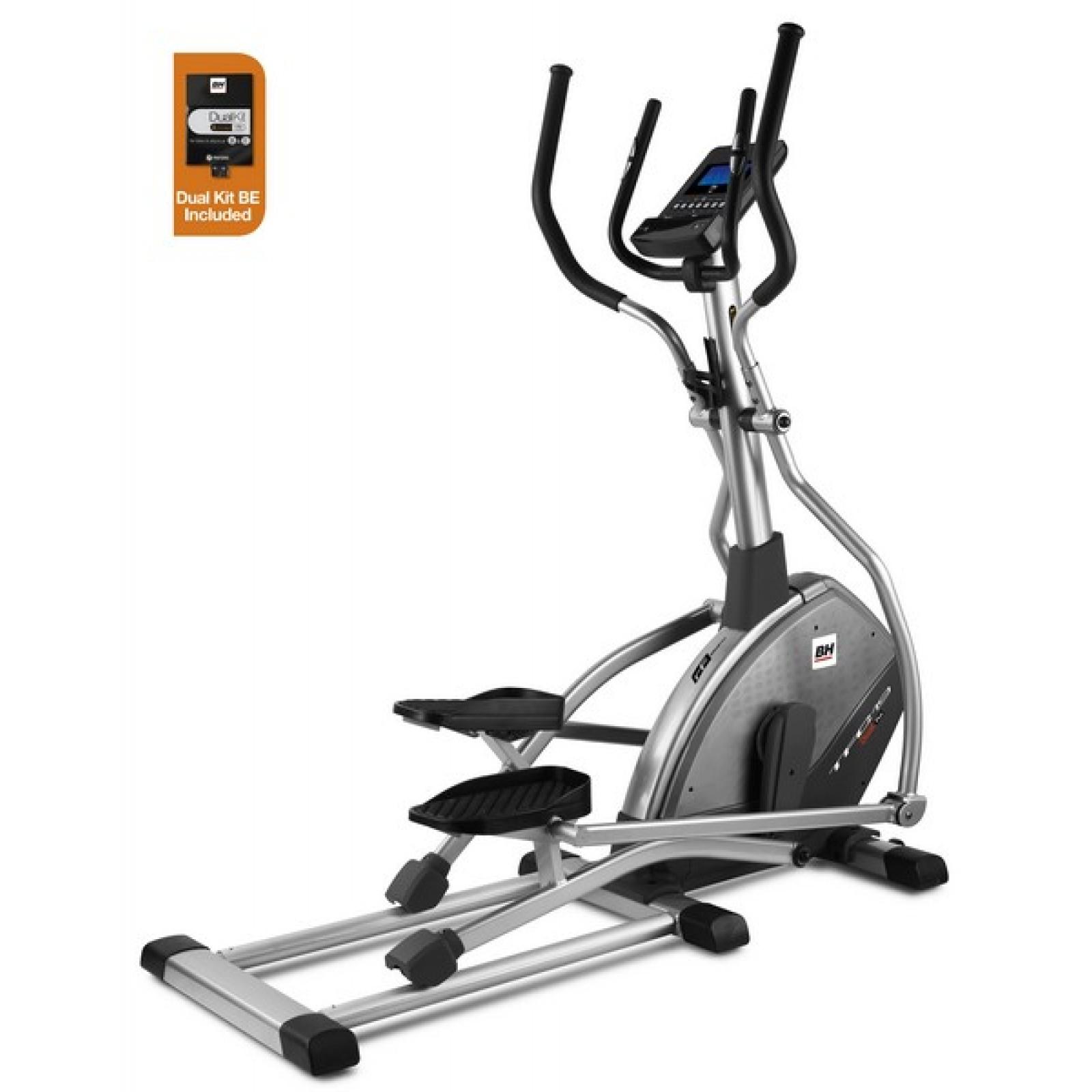 Эллиптический тренажер BH Fitness TFC 19 Dual Plus + Dual Kit