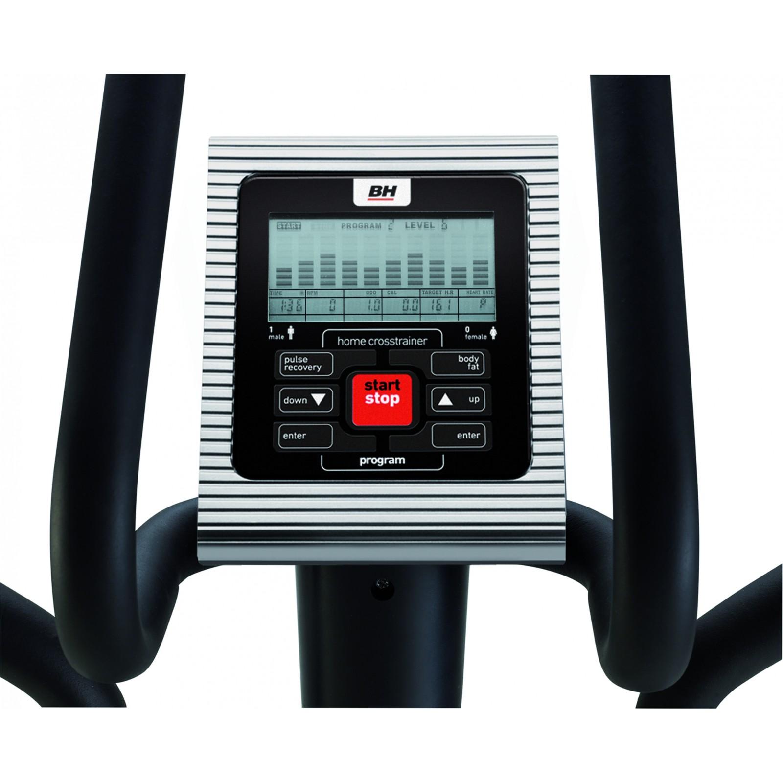 Эллиптический тренажер BH Fitness Athlon Program