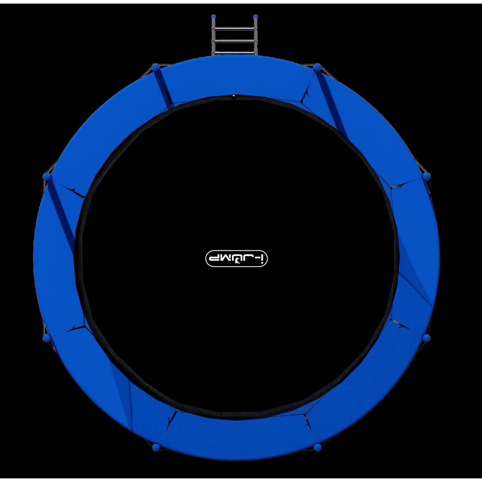 Батут i-Jump 14ft blue