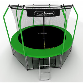 Батут i-Jump Elegant 8ft green